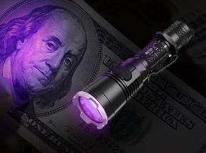 Ультрафиолетовые фонари