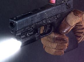 Фонари для пистолета