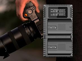 Зарядные устройства фотоаппаратов