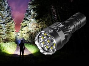Поисковые фонари