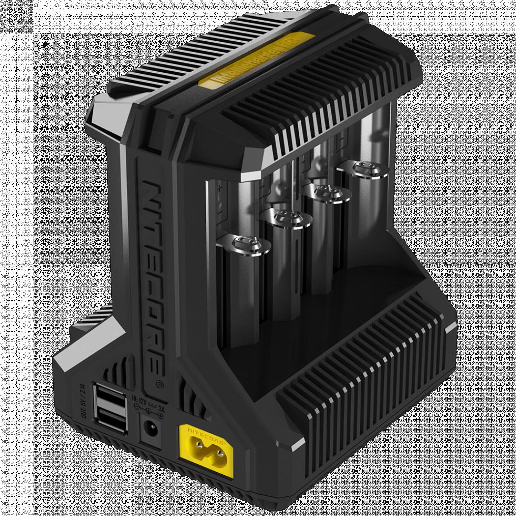 Многоканальное зарядное устройство Nitecore i8